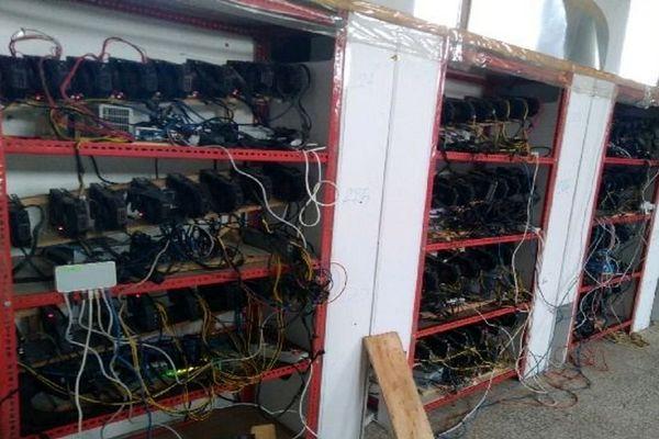 کشف 400 میلیونی دستگاه ماینر غیر مجاز در جنوب تهران+جزئیات بیشتر