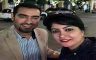 شهاب حسینی با مریم بلالی مقدم در آمریکا