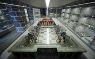 متفاوتترین شطرنجهای دنیا در یک موزه خاص/تصاویر