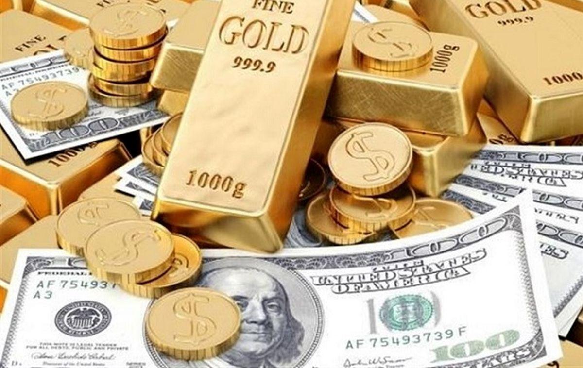 آخرین قیمت طلا و قیمت سکه امروز 8 مهر   طلا باز هم گران شد