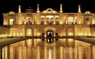 عمارتی رویایی در کرمان/ عکس