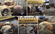 عکس عرض احترام سربازان روسی به ساحت مقدس حضرت زینب