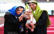 عکسی که گلاره عباسی خیلی دوستش دارد