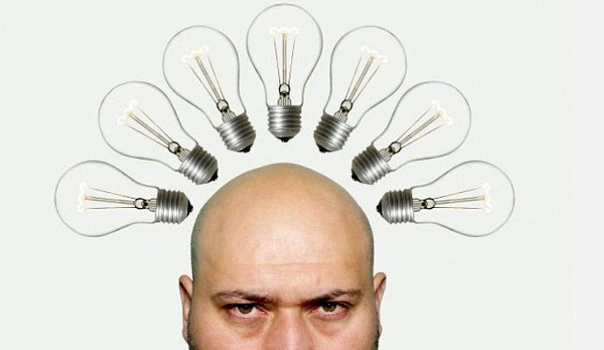 خبر جالب: تولید برق از سر مردان کچل! + جزئیات