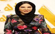 تیپ خاصِ لیلا اوتادی، بازیگر معروف زن در اکران فیلم لاله