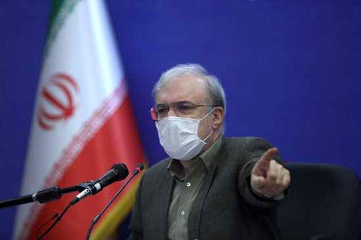 عصبانیت شدید وزیر بهداشت: به من بگویید مدیرکل مردهشورخانه! +فیلم