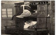 چرا اروپاییان قرون وسطی داخل جعبه میخوابیدند؟