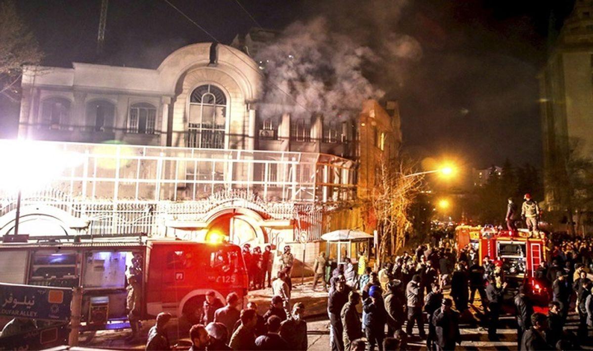 آشتی ایران و عربستان با کمک سفارتنوردان | عکس