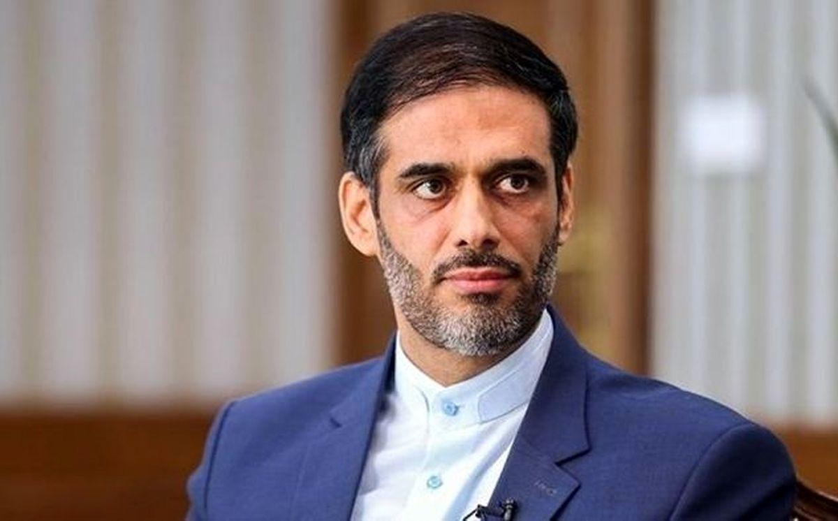 واکنش تند و تیز سعید محمد به ثبت نام لاریجانی