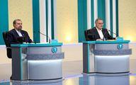 دومین مناظره نامزدهای انتخابات1400(گزارش تصویری)