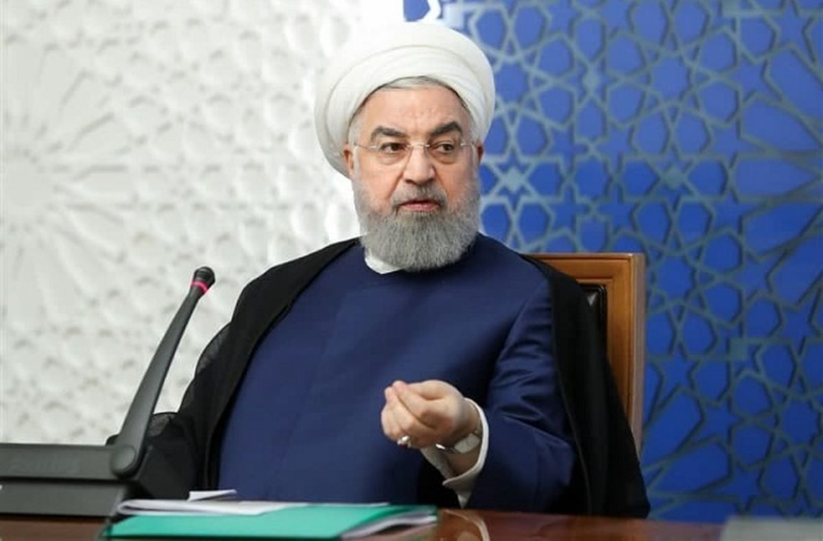 واکنش روحانی به اعتراض مردم خوزستان