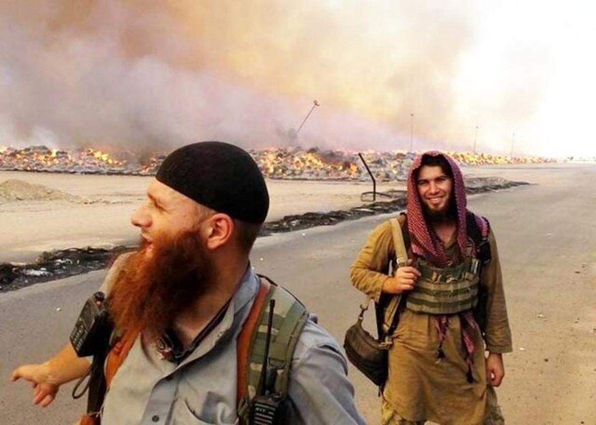 گروه تروریستی جنود الشام در سوریه خود را منحل کرد