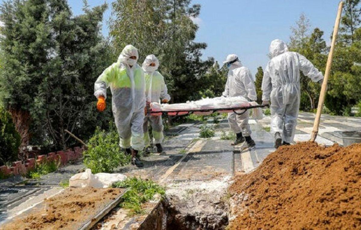 آخرین آمار کشته شدگان کرونا امروز 11 مهر | اینفوگرافیک