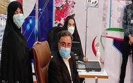 تصاویر ورود و ثبت نام مصطفی تاجزاده