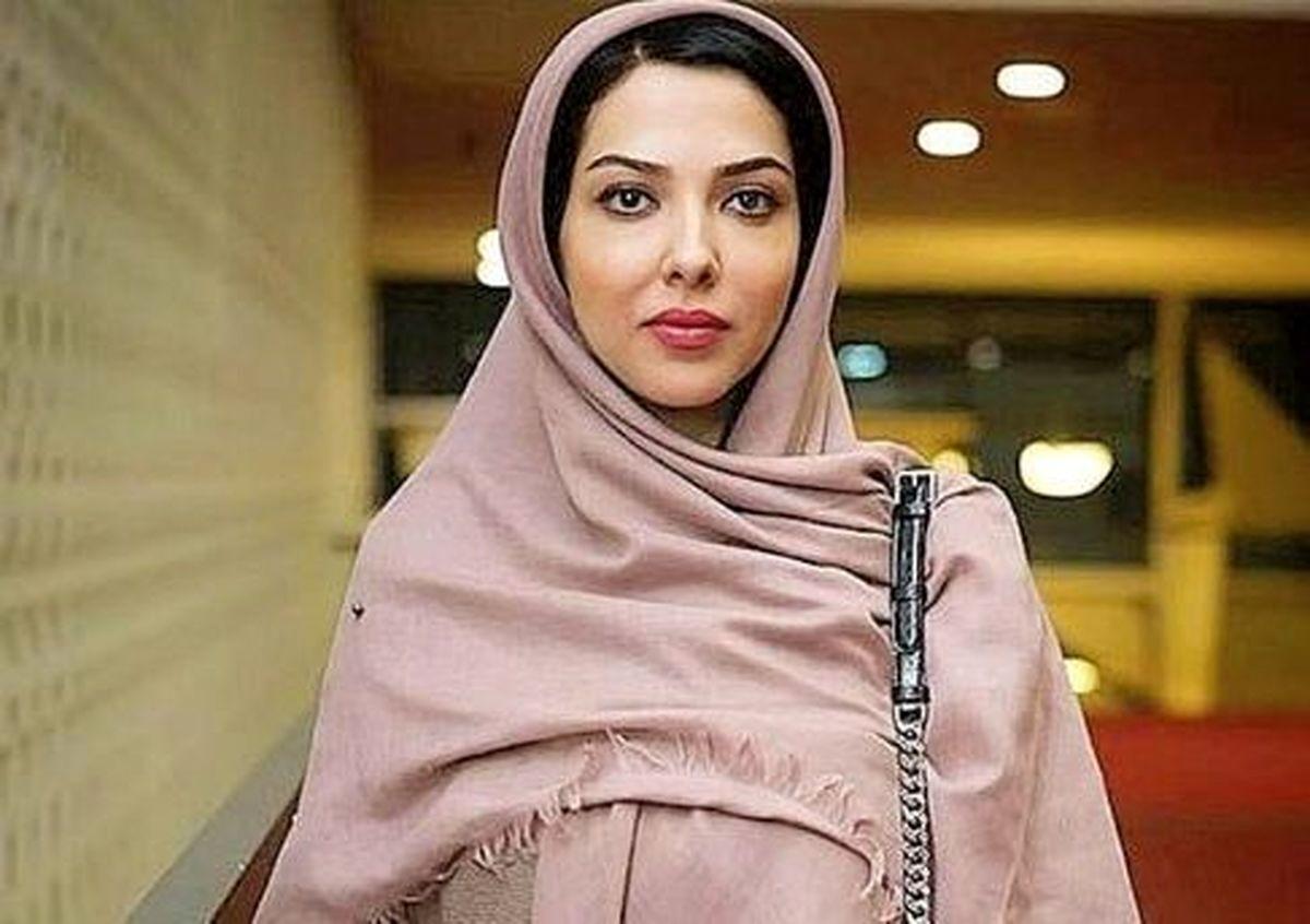 تصویری دیده نشده از لیلا اوتادی و شبنم قلی خانی