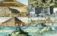 عجایب هفتگانه جهان را بشناسید|تصاویر