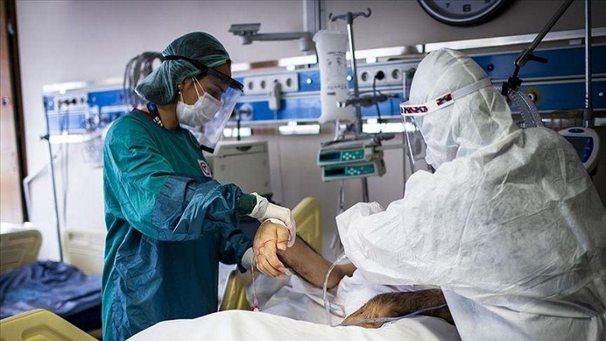 آخرین آمار قربانیان کرونا در ایران امروز 13 مهر 1400