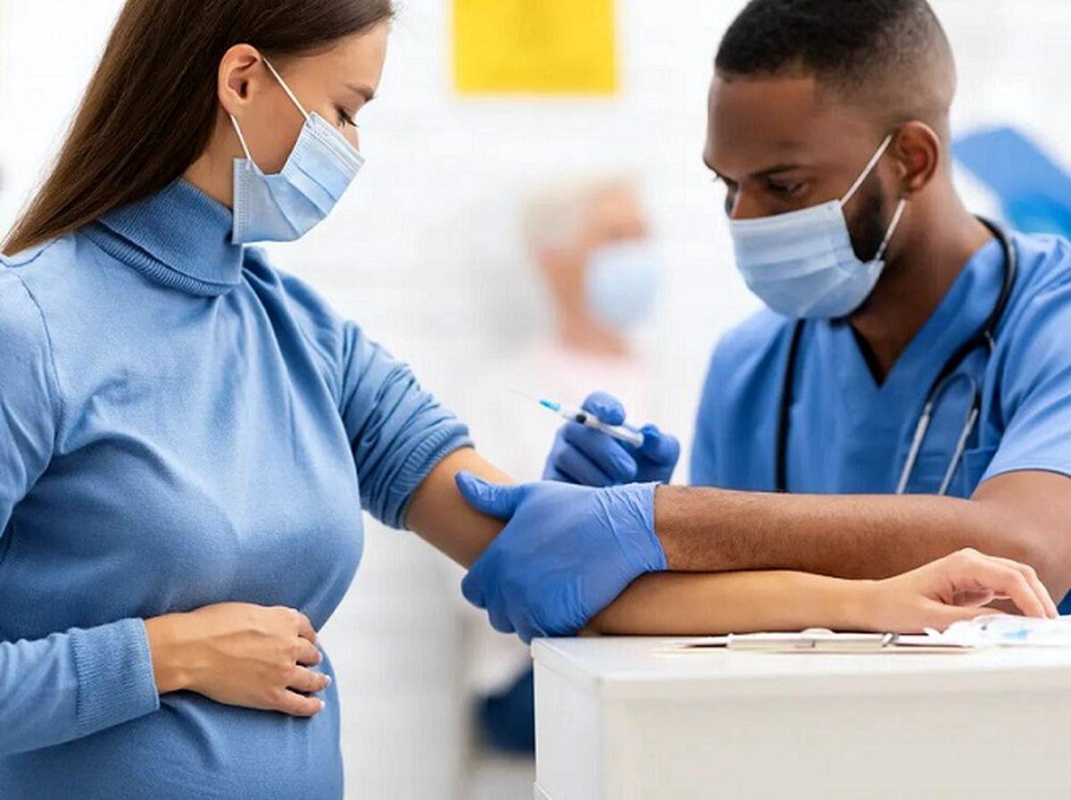 زنان باردار واکسن کرونا بزنند یا نه؟