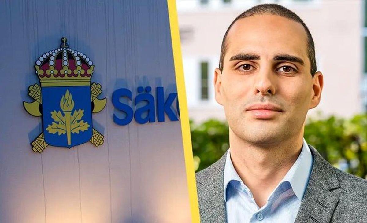 بازداشت یک مقام سوئدی به اتهام جاسوسی برای ایران