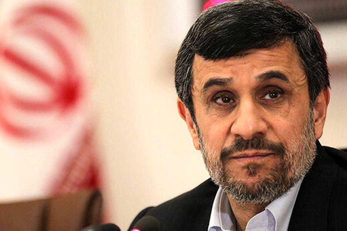حرف های جنجالی احمدی نژاد علیه مسئولان