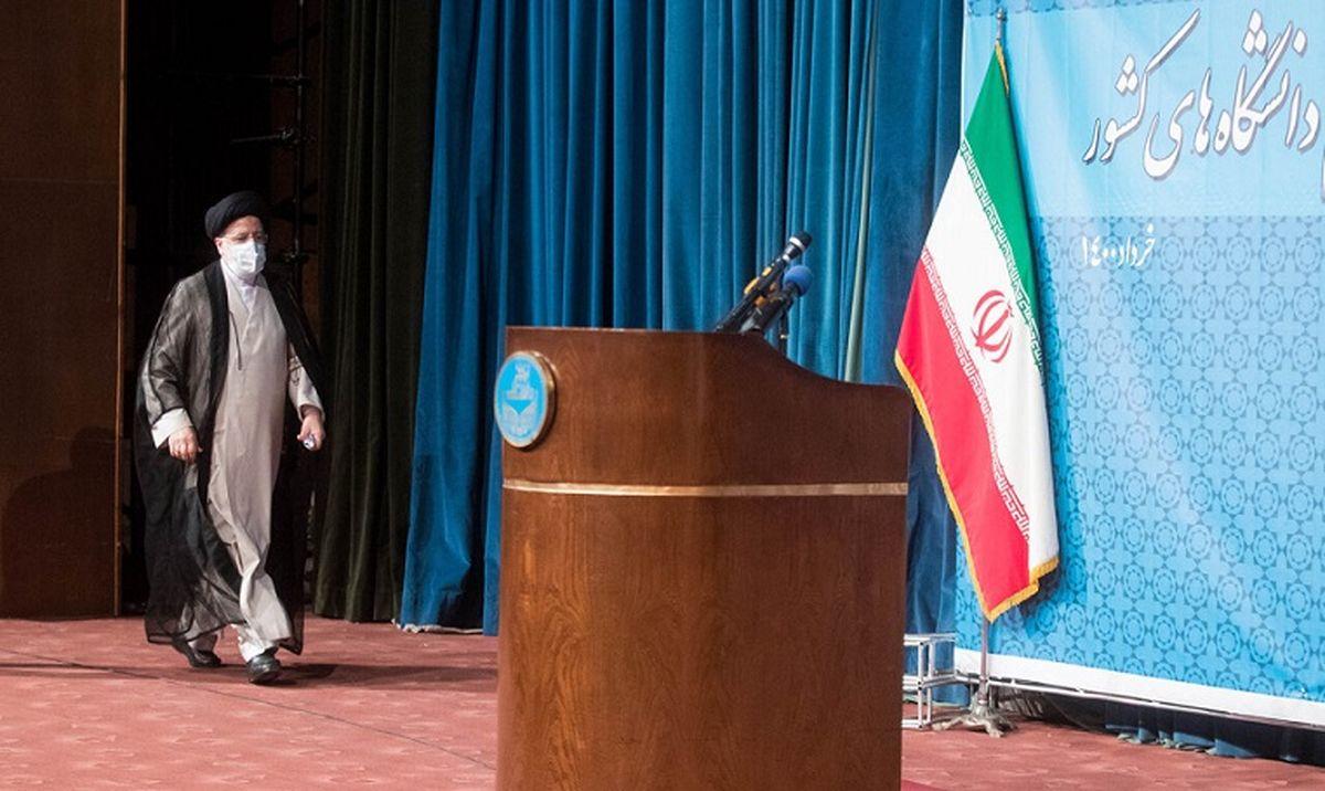 برگزاری مراسم آغاز سال تحصیلی با حضور رئیسجمهور در دانشگاه تهران