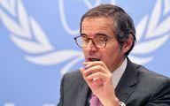 موضع معنادار گروسی درباره خرابکاری در تاسیسات اتمی ایران !