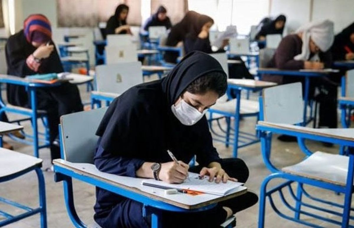 اعلام تصمیم آخر ستاد کرونا درباره امتحانات نهایی + جزئیات