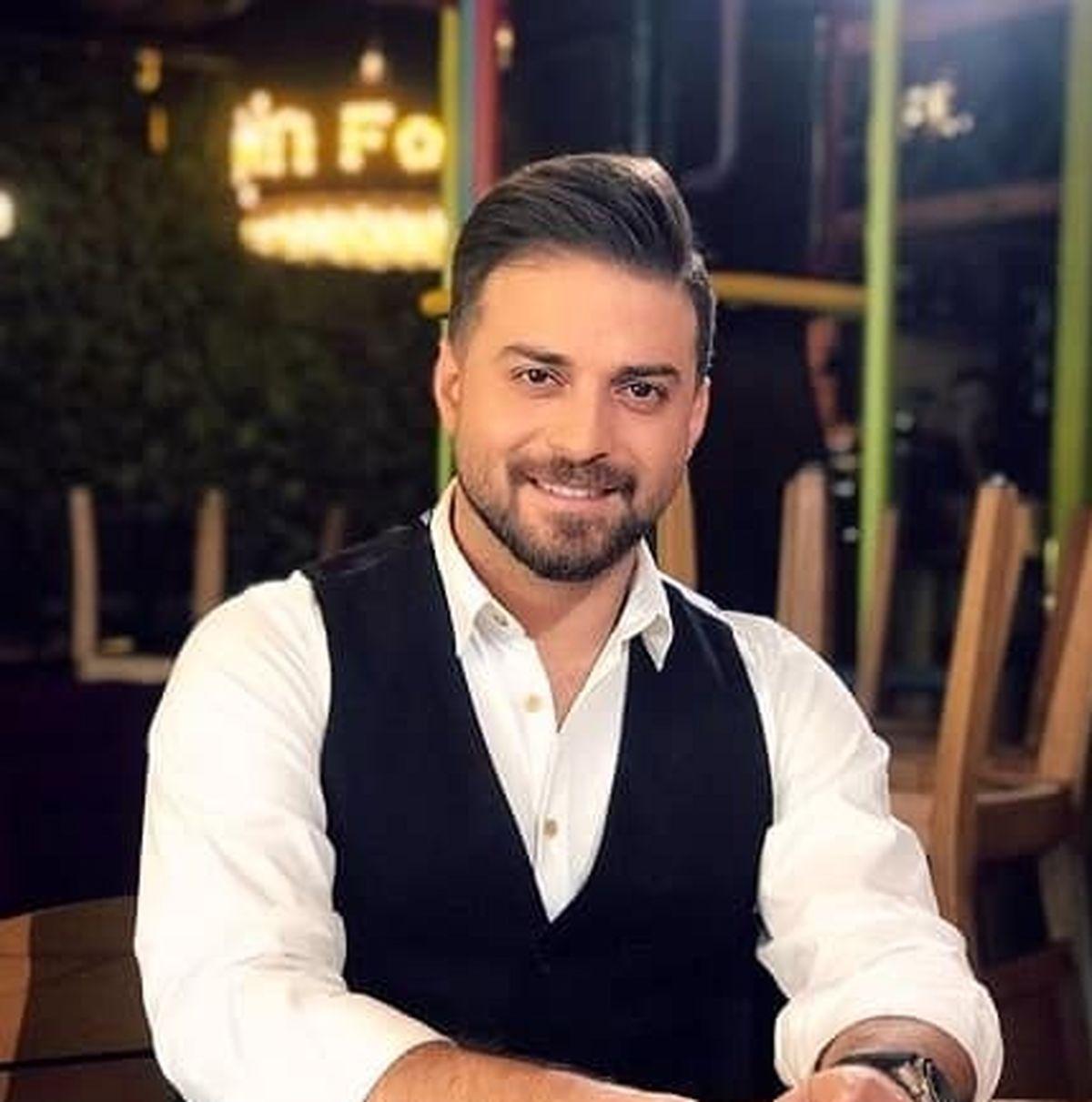 تیپ لاکچری بابک جهانبخش در باشگاه بدنسازی+عکس دیده نشده