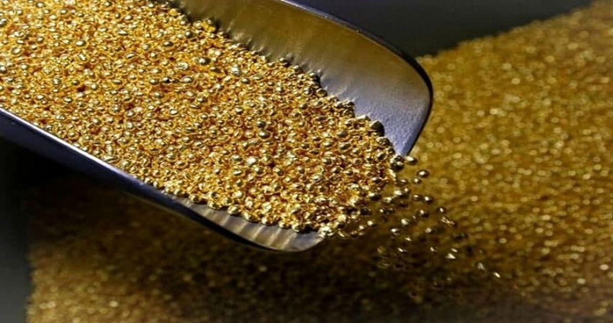 قیمت طلا سقوط کرد! + جزئیات