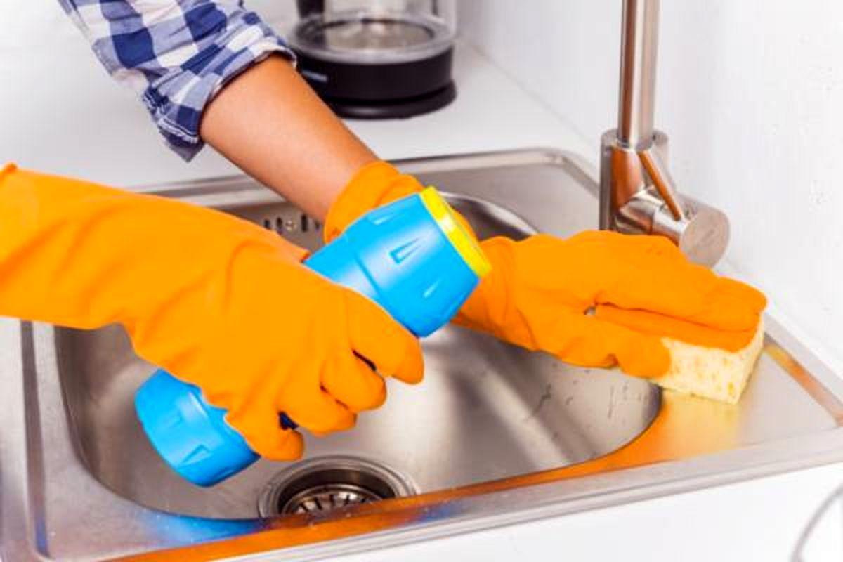 روشی عالی برای تمیز و استریل کردن آشپزخانه