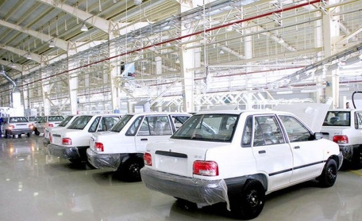 افزایش شدید قیمت پراید + لیست جدید قیمت خودروها