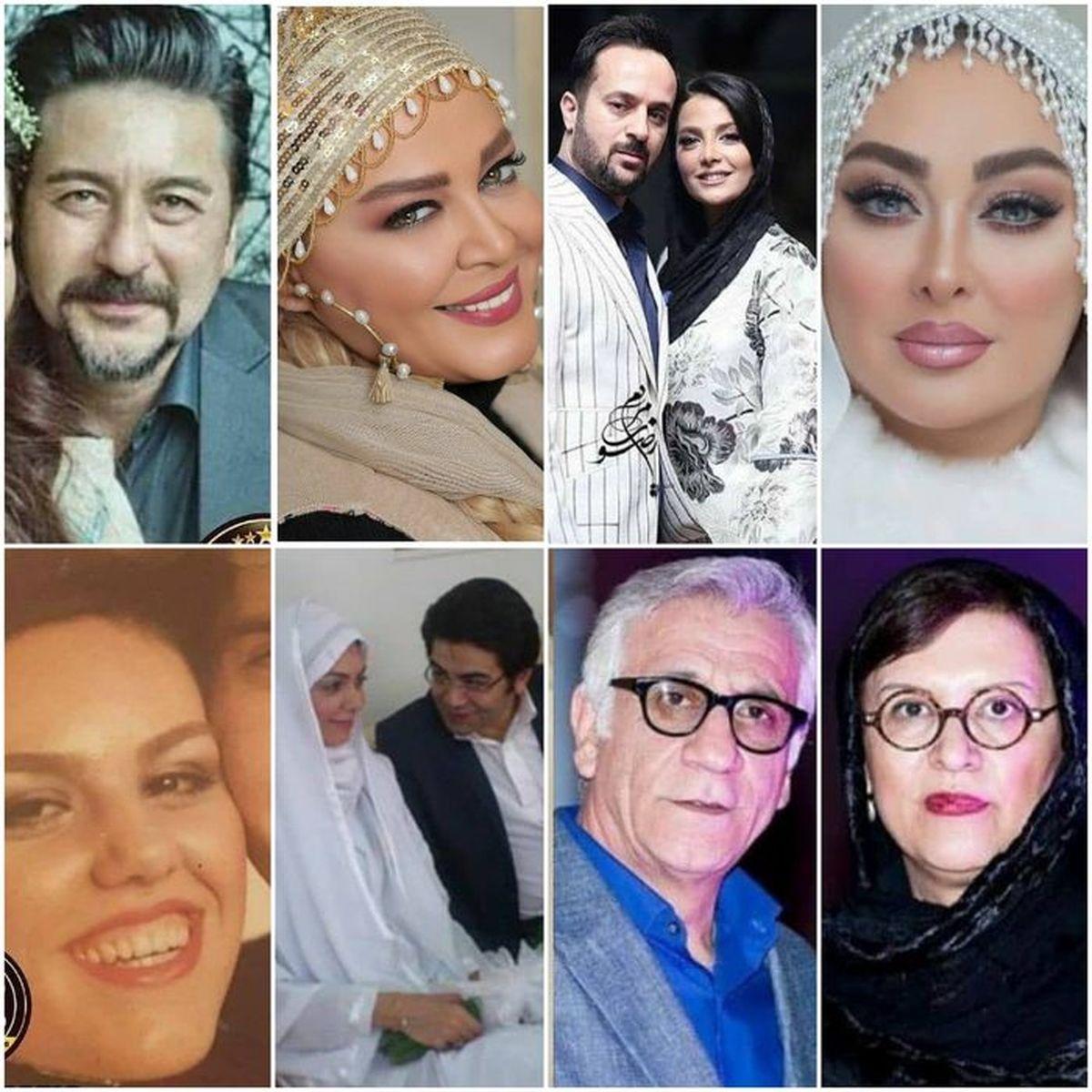 آخرین اخبار و حواشی سلبریتی ها   جشن تولد لاکچری همسر علی پروین