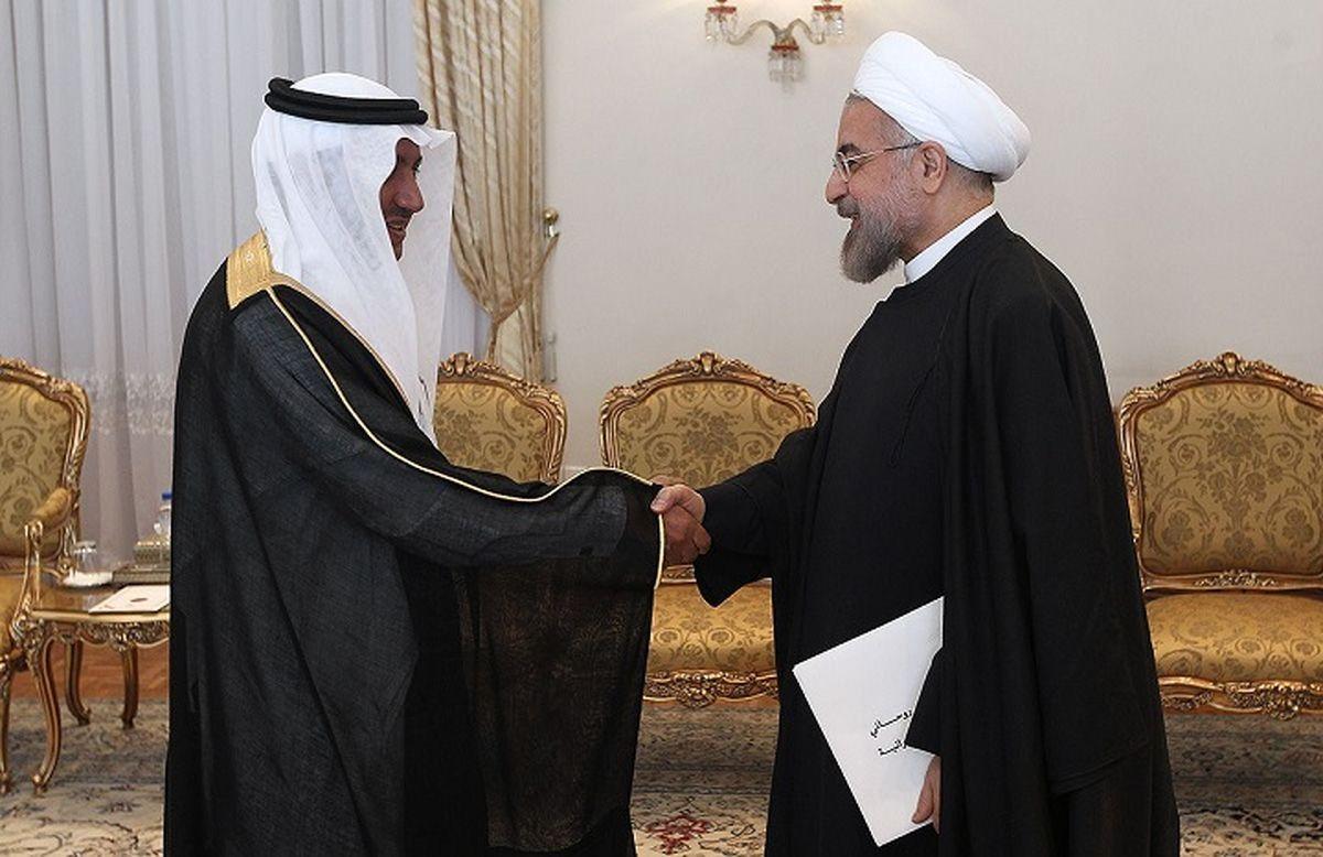 کوه یخ روابط بین عربستان و ایران در حال ذوب شدن + جزئیات