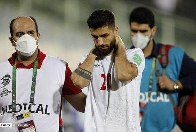تصاویر صدرنشینی تیم ملی ایران  با شکست سوریه