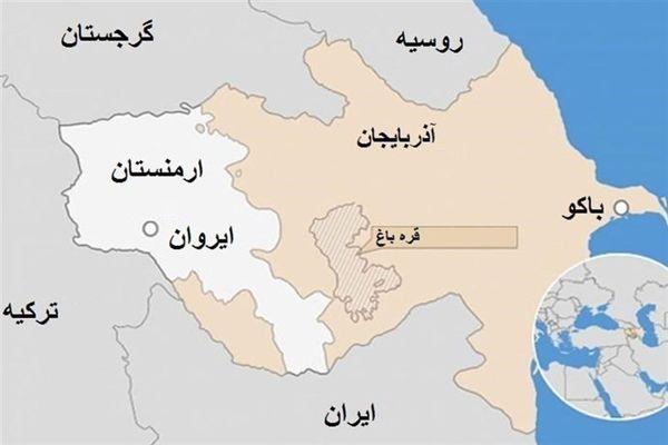 ایران ورود کامیون به قرهباغ را ممنوع کرد