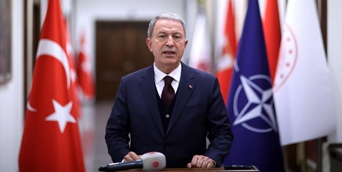 واکنش وزیر دفاع ترکیه به اظهارات بایدن