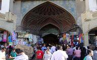 اوضاع بازار بزرگ تهران در تعطیلی کرونایی