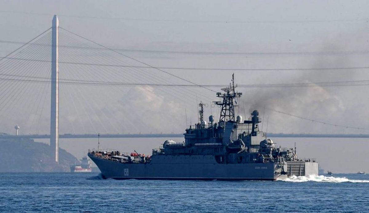 نگرانی آمریکا از طرح روسیه در دریای سیاه