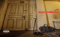 عکس عجیب و پر مفهوم از خانه علامه حکیمی