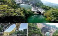 پل پری بزرگترین پل طبیعی در دنیا که با ماهواره کشف شد