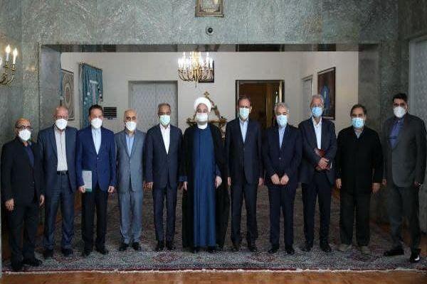 روحانی: معیشت مردم محور تصمیمگیریهای ستاد اقتصادی دولت بود