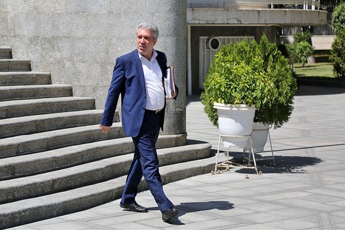 پیام خداحافظی علی عسگر مونسان از وزارت کشور + متن