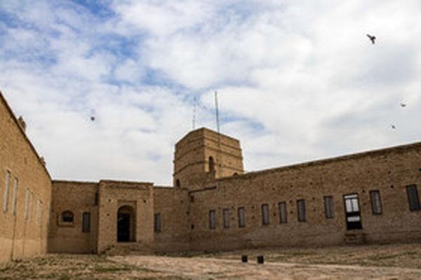 تصاویری دیدنی از قلعه مرموز شوش دانیال