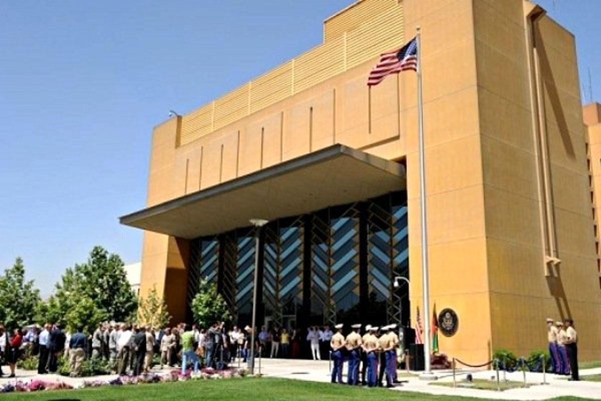 آژیر خطر در سفارت آمریکا در بغداد