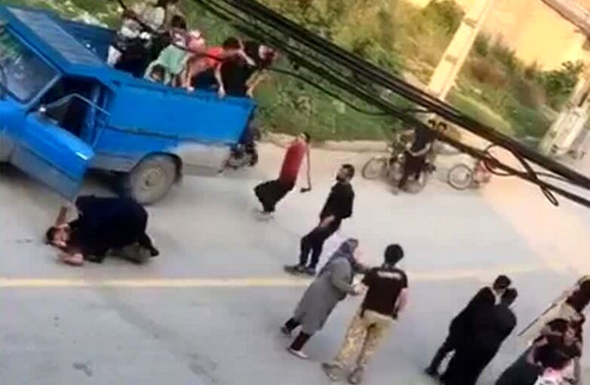مرد تبر به دست گرگانی دستگیر شد+جزئیات بیشتر