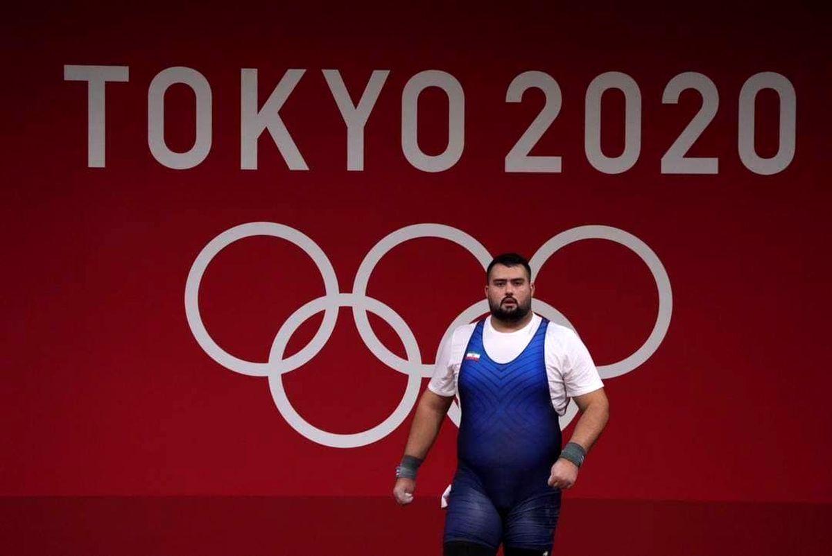 چهارمین مدال المپیک برای ایران