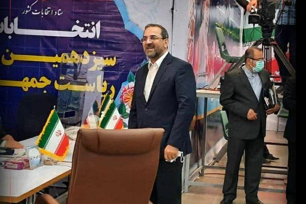 «محمد عباسی» در انتخابات ثبتنام کرد