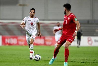 تاریخ سازی فوتبال ایران مقابل بحرین