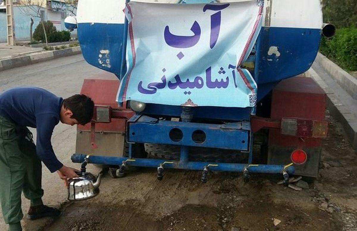 دسته گل دیگر دولت روحانی: آب به روی کرج و فردیسی ها بسته شد!