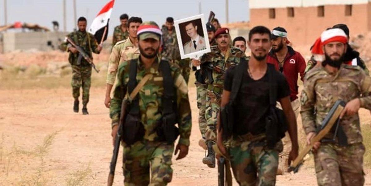 عشایر سوریه برای مبارزه با داعش مسلح شدند